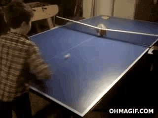 Kitty Ping Pong