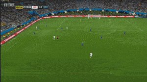 The goal that won Germany the World Cup.