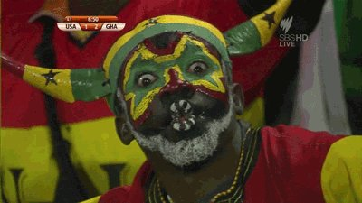 Was looking up Fifa and Ghana and found this scary creature...